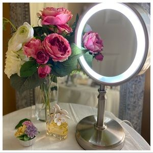 Lighted Makeup Mirror by Conair